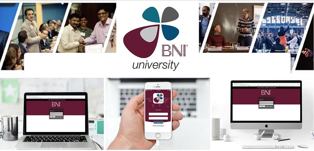 ようこそ、BNI Universityへ